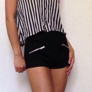 UO High Waisted Cheeky Shorts